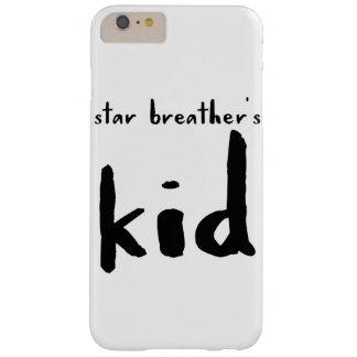 Minimalist 'Star Breather's Kid' Phone Case