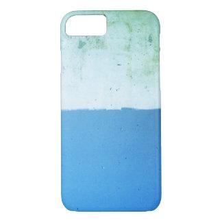Minimalist Two Tone Blue Iphone 8/7 Case