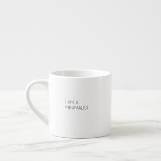 Minimalistic mug - right handed
