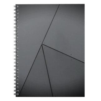 Minimalistic notebook Office