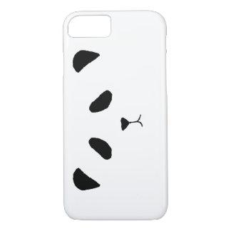 Minimalistic panda Case-Mate iPhone case