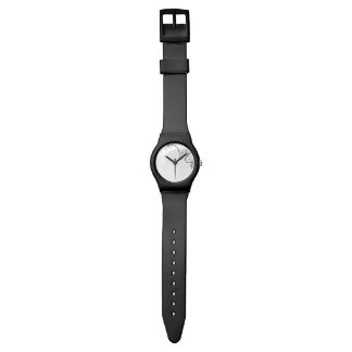 Minimalistic Scribble Spiral Design Watch
