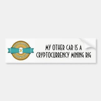 Mining Rig Bumper Sticker