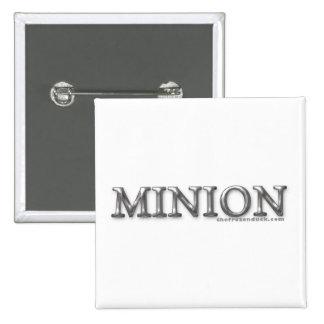 Minion 2 Inch Square Button