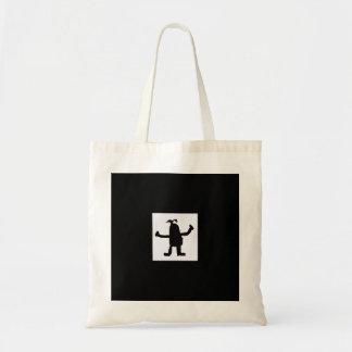Minion at Night Tote Bag