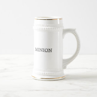 Minion 18 Oz Beer Stein