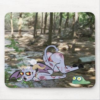 Minion's Quest : Troll Encounter Mousepad