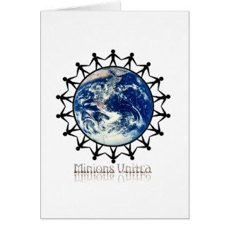 Minions United World Branded Range Card
