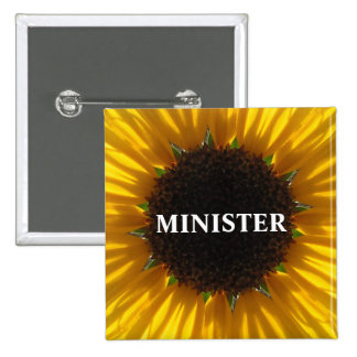 Minister Pins