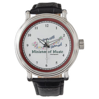 Minister of Music Watches