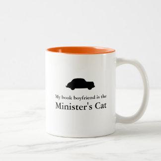 Minister's Cat Mug