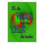 Ministry Appreciation Walk