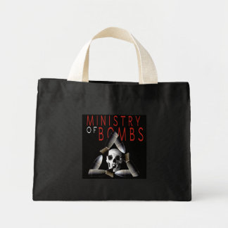 Ministry of Bombs tote bag