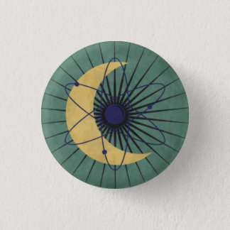 Ministry of Education 1 Inch Round Button