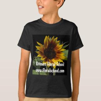 Minisunflowerlargereversed2 T-Shirt