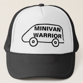 Minivan Warrior Trucker Hat