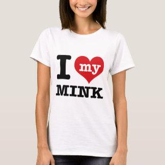 Mink Designs T-Shirt