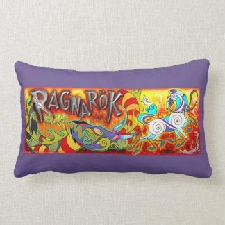 Mink Nest 2014 RAGNAROK Memorial Pillow Purple