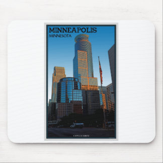 Minneapolis - Capella Tower Mouse Pad