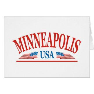 Minneapolis Card