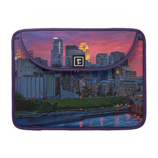 Minneapolis Eye Candy Sleeve For MacBook Pro