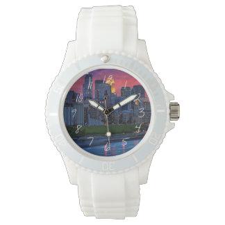 Minneapolis Eye Candy Wristwatch
