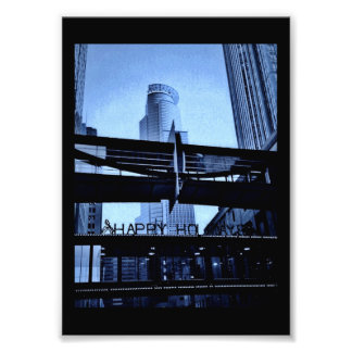 Minneapolis Holiday Decoration Photo Print