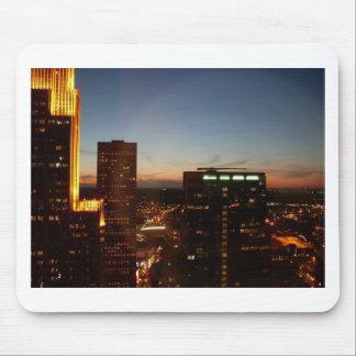 Minneapolis Minnesota City Skyline Mouse Pad