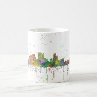 MINNEAPOLIS, MINNESOTA SKYLINE - Drinking mug