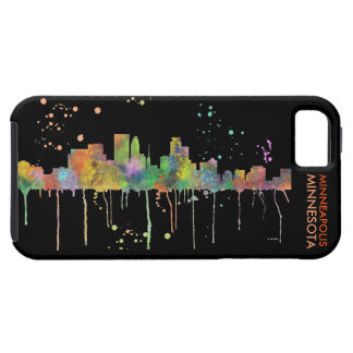 MINNEAPOLIS, MINNESOTA SKYLINE - iPhone 5 case