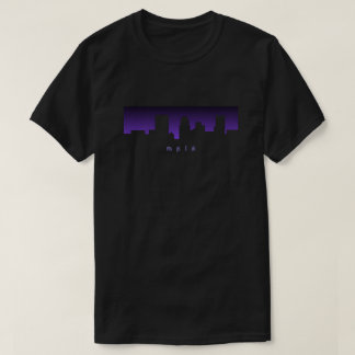Minneapolis Minnesota Skyline MPLS T-Shirt