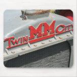 Minneapolis Moline Logo Mousepad