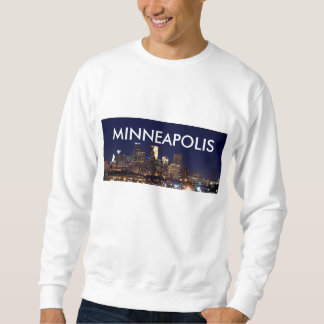 Minneapolis Night Sky T-Shirt