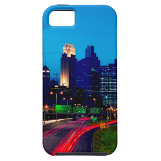 Minneapolis Night Skyline iPhone 5 Cover