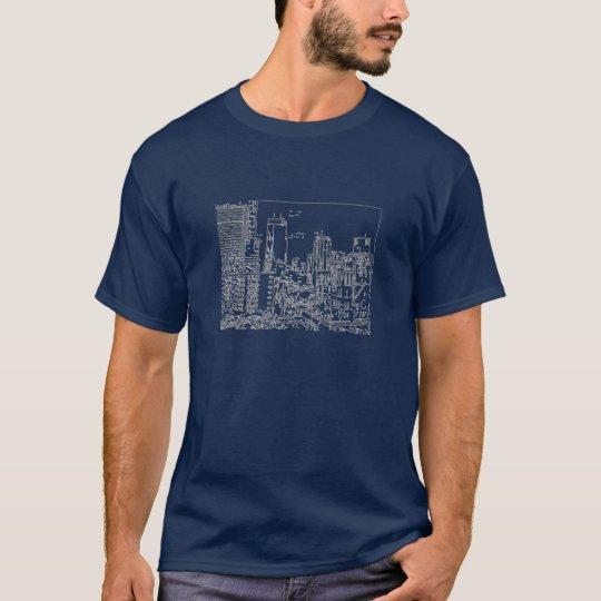minneapolis sky line T-Shirt
