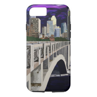 Minneapolis Slyline iPhone 7 Case