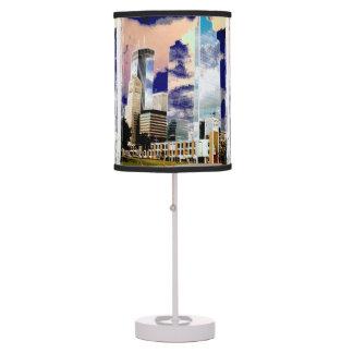 Minneapolis table lamp INTERESTING buildings