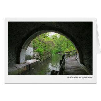 Minnehaha Creek near Lyndale Avenue Card