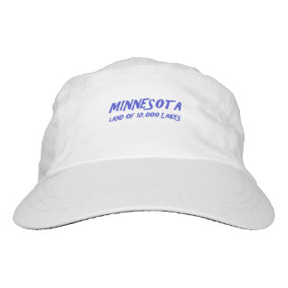 Minnesota 10,000 Lakes Hat