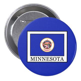 Minnesota 3 Inch Round Button
