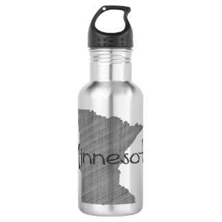 Minnesota 532 Ml Water Bottle