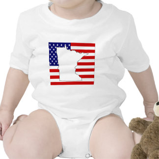 MINNESOTA BABY BODYSUITS