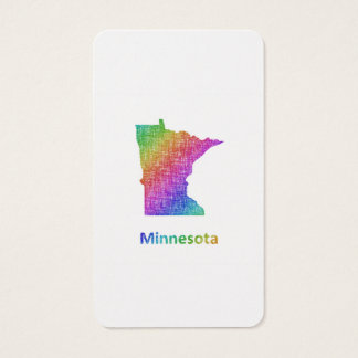 Minnesota Business Card