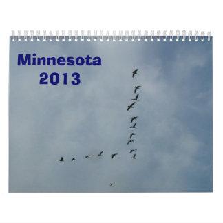 Minnesota Calendar 2013
