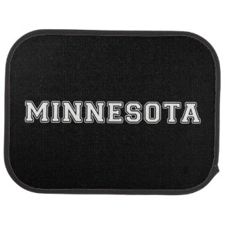 Minnesota Car Mat