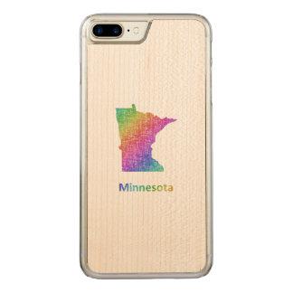 Minnesota Carved iPhone 8 Plus/7 Plus Case