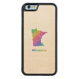Minnesota Carved Maple iPhone 6 Bumper Case