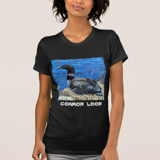Minnesota Common Loon T-Shirt