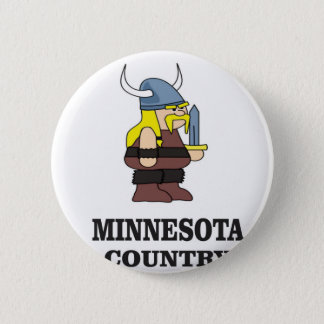 Minnesota country 2 inch round button
