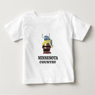 Minnesota country baby T-Shirt